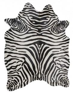 Zebra Estofamento fundo Branco